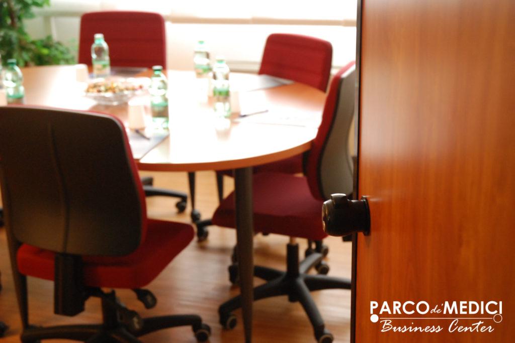 Sala riunioni Virgilio Roma - Parco de' Medici