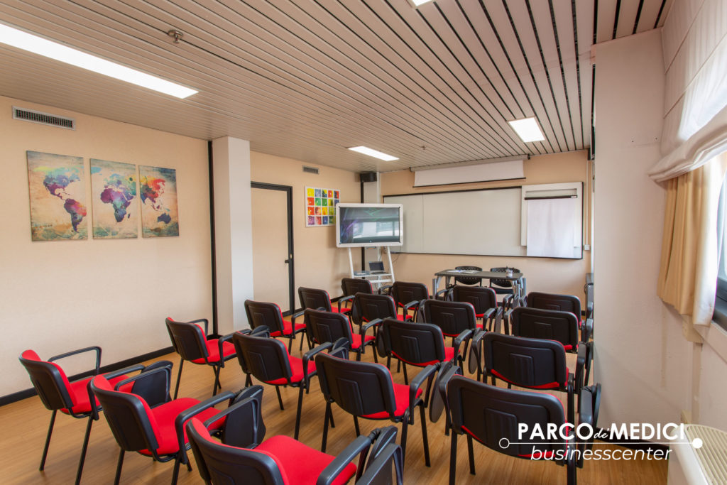 Sala formazione a Roma