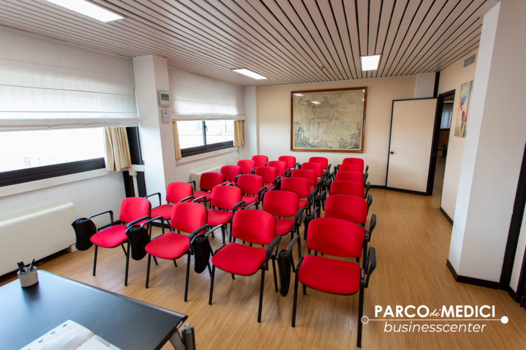 Sala Meeting a Roma