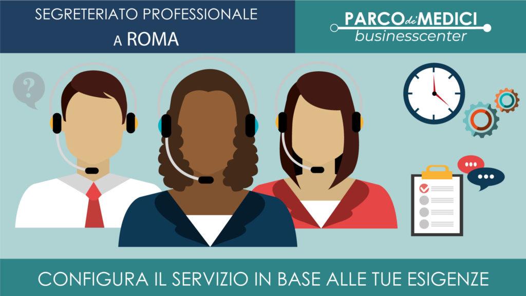 Segretariato virtuale a Roma