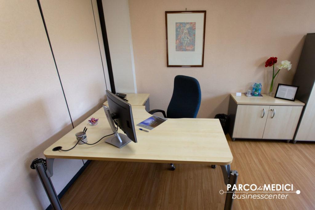 Ufficio temporaneo a Roma